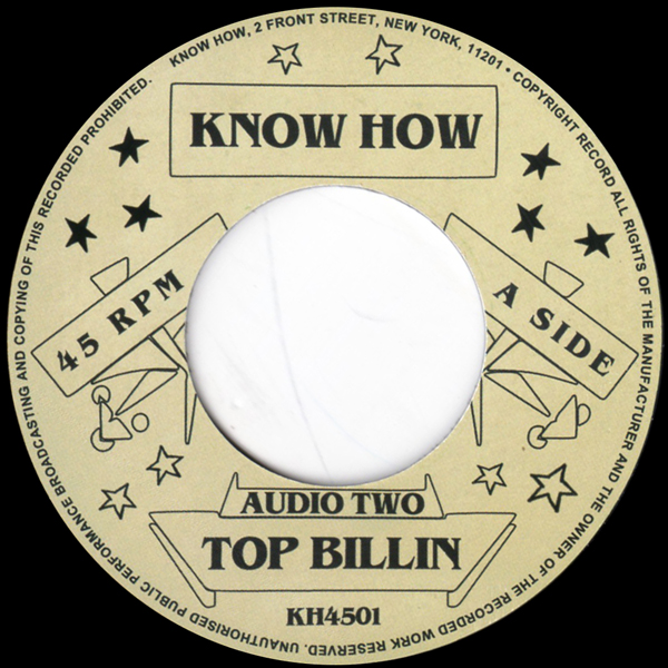 audio-two-top-billin-know-how-cover