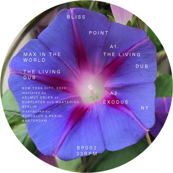max-in-the-world-the-living-dub-ep-bliss-point-cover