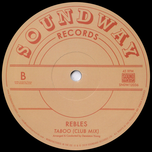 rebles-sweetest-taboo-soca-soundway-cover