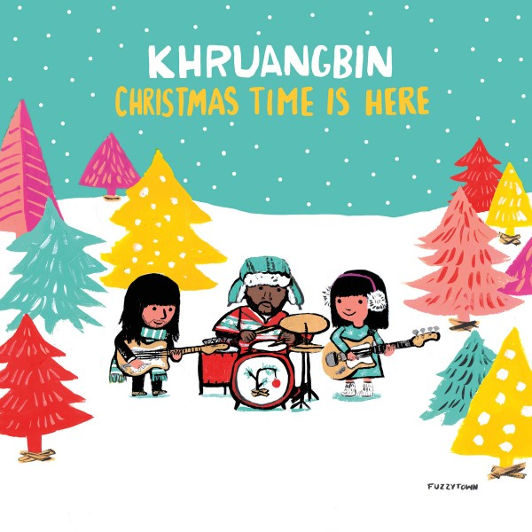 khruangbin-christmas-time-is-here-night-time-stories-cover