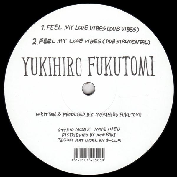 yukihiro-fukutomi-feel-my-love-vibes-studio-mule-cover