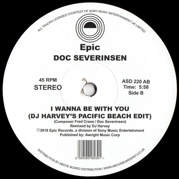 doc-severinsen-i-wanna-be-with-you-dj-harvey-edit-epic-cover