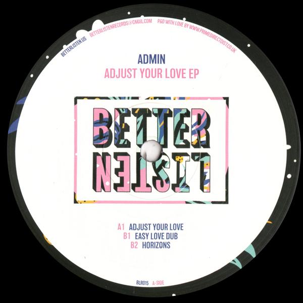 admin-adjust-your-love-ep-better-listen-cover