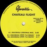 chateau-flight-discobole-pepe-bradock-remix-versatile-cover