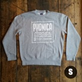 phonica-records-phonica-records-sweatshirt-oxford-grey-small-size-phonica-merchandise-cover