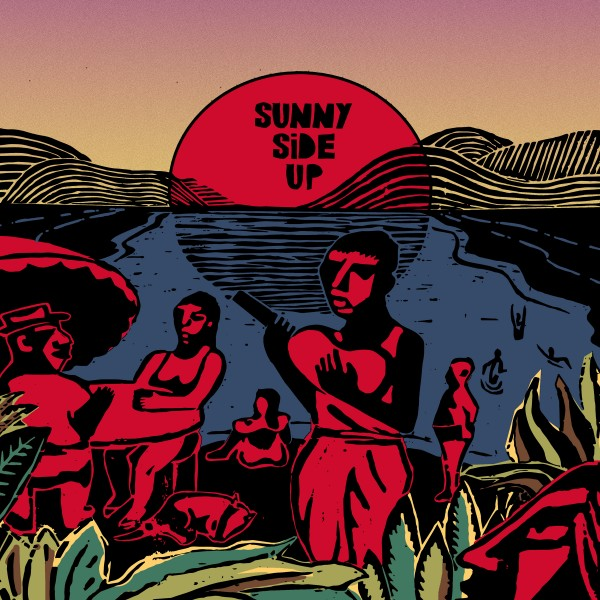 various-artists-sunny-side-up-lp-limited-magenta-coloured-vinyl-brownswood-recordings-cover