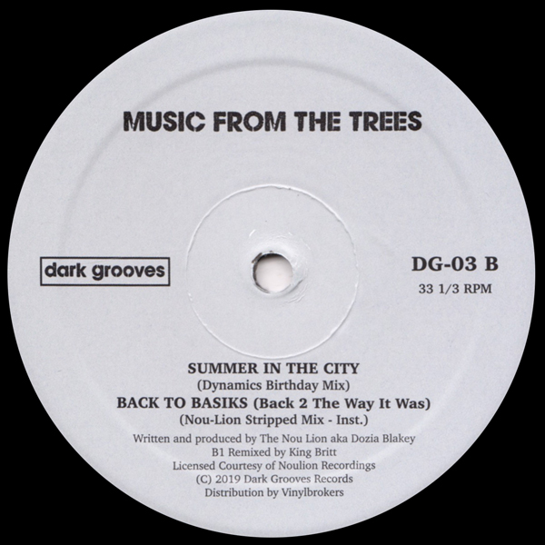 music-from-the-trees-steal-away-dark-groove-records-cover