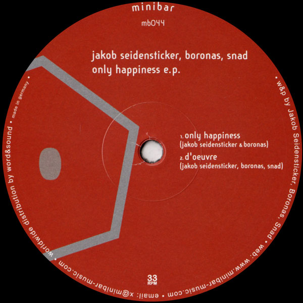 jakob-seidensticker-boronas-snad-only-happiness-ep-minibar-cover