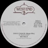michele-disco-dance-patrick-cowley-tom-moulton-mixes-west-end-records-cover