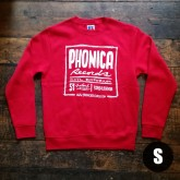 phonica-records-phonica-records-sweatshirt-red-small-size-phonica-merchandise-cover
