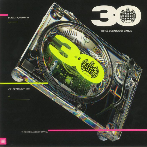 various-artists-30-years-three-decades-of-dance-lp-ministry-of-sound-cover