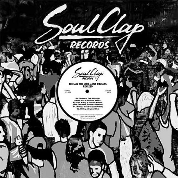 michael-the-lion-amy-douglas-michael-the-lion-x-amy-douglas-remixed-soul-clap-records-cover