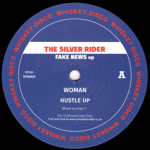 funk-district-silver-rider-fake-news-ep-whiskey-disco-cover