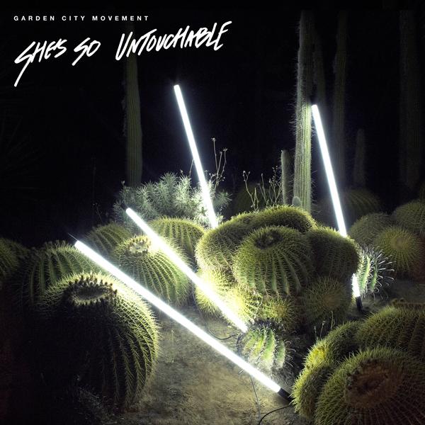 She's So Untouchable (Incl  Psychemagik / Seven Davis Jnr / Moscoman  Remixes)