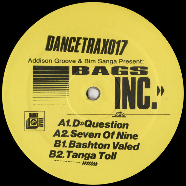 addison-groove-bim-sanga-present-bags-inc-dance-trax-vol-17-dquestion-unknown-to-the-unknown-cover