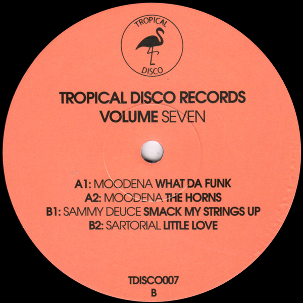 Tropical Disco Records Vol  7