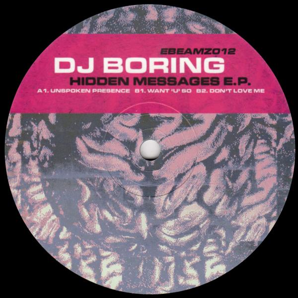dj-boring-hidden-messages-ep-e-beamz-cover