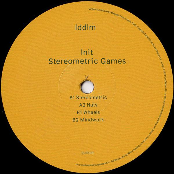 init-stereometric-games-ep-les-disques-de-la-mort-cover