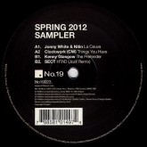 various-artists-spring-2012-sampler-no-19-cover