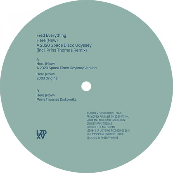 fred-everything-here-now-a-2020-space-disco-odyssey-lazy-days-cover