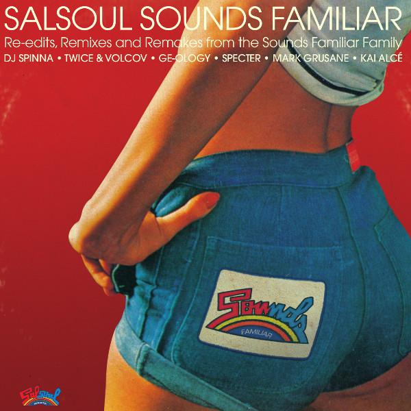 Salsoul Sounds Familiar LP