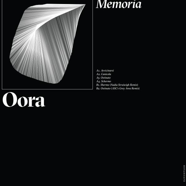 oora-memoria-metamorph-cover