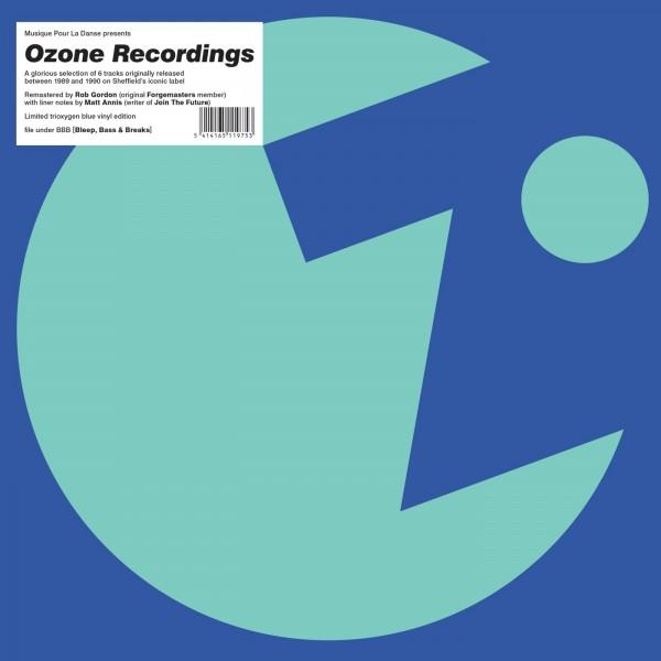 count-zero-zone-success-new-age-technology-trak-1-ozone-lp-limited-trioxygen-blue-vinyl-musique-pour-la-danse-cover