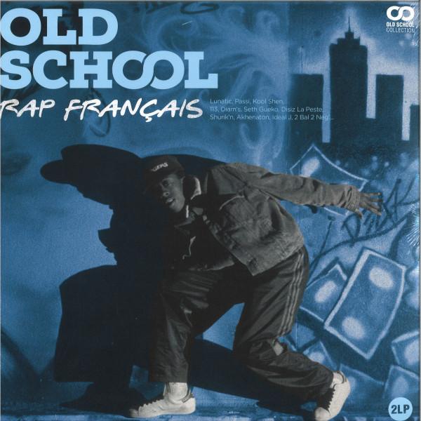 various-artists-old-school-rap-francais-lp-wagram-cover