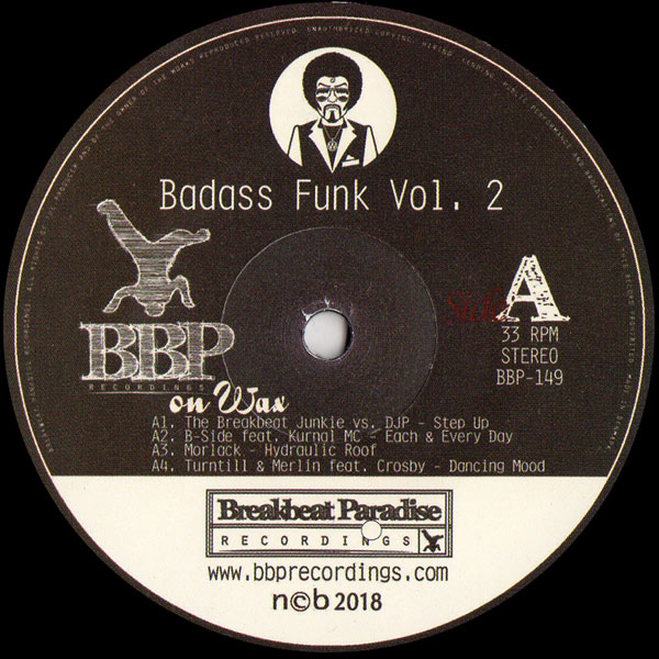 various-artists-badass-funk-vol-2-breakbeat-paradise-cover