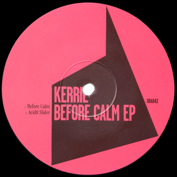 kerrie-before-calm-ep-dont-be-afraid-cover
