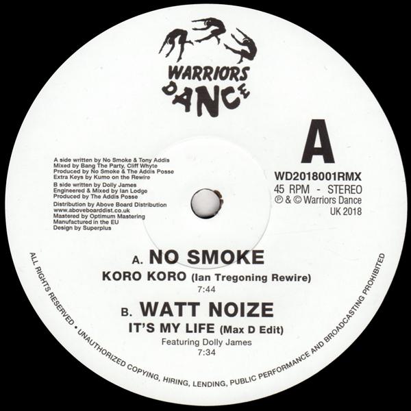 no-smoke-watt-noize-koro-koro-ian-tregoning-rewire-its-my-life-max-d-edit-warriors-dance-cover
