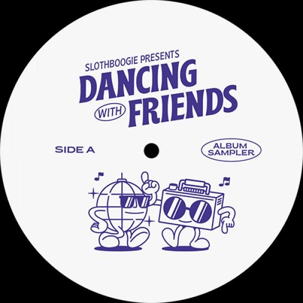 kassian-joe-cleen-felipe-gordon-letherette-dancing-with-friends-volume-1-sampler-slothboogie-cover