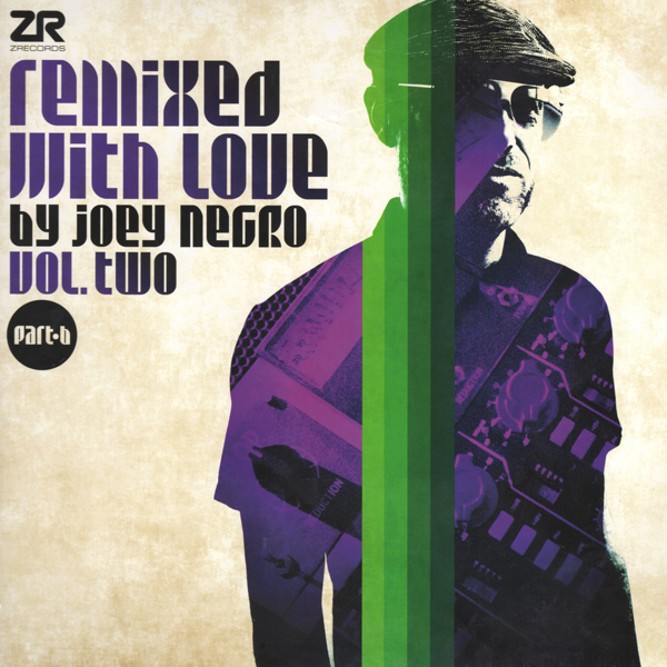 Remixed With Love Vol  2 Part B LP