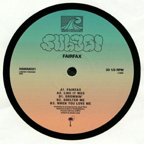 subjoi-fairfax-ep-distant-hawaii-cover