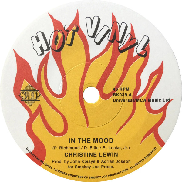christine-lewin-tricia-dean-in-the-mood-dont-let-it-go-to-your-head-backatcha-records-cover