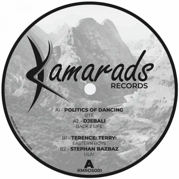 politics-of-dancing-djebali-terence-terry-stephan-bazbaz-kmrds-001-kamarads-cover