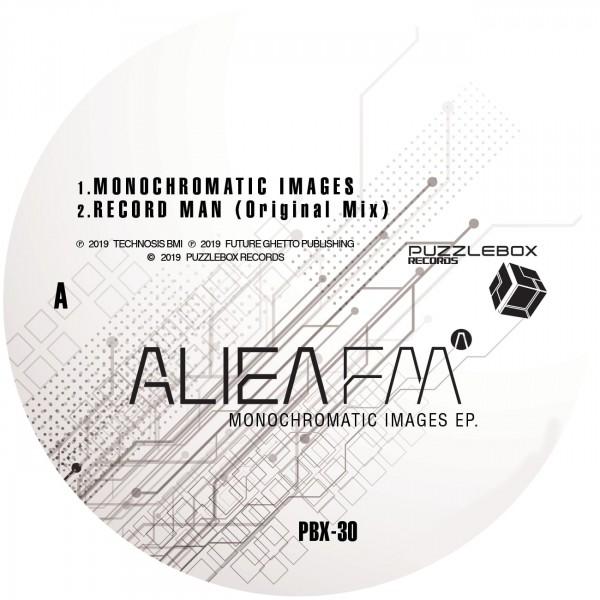 alien-fm-monochromatic-images-puzzlebox-records-cover