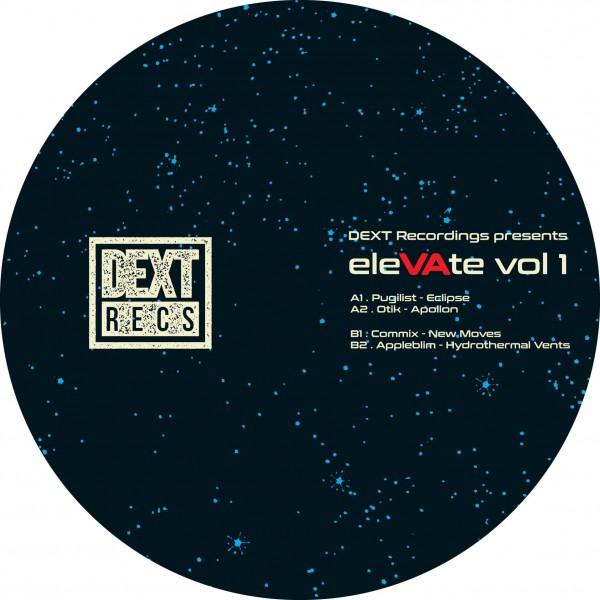 pugilist-otik-commix-appleblim-elevate-volume-1-dext-recordings-cover
