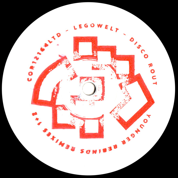 Disco Rout (Younger Rebinds AKA Benny Rodriguez Remixes) EP