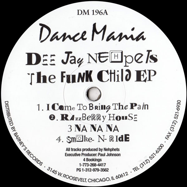 dee-jay-nehpets-the-funk-child-ep-dance-mania-cover