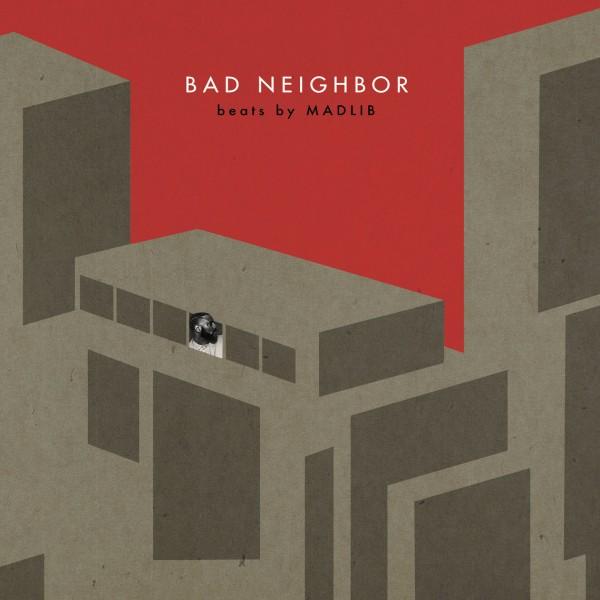 madlib-bad-neighbour-instrumentals-fatbeats-cover