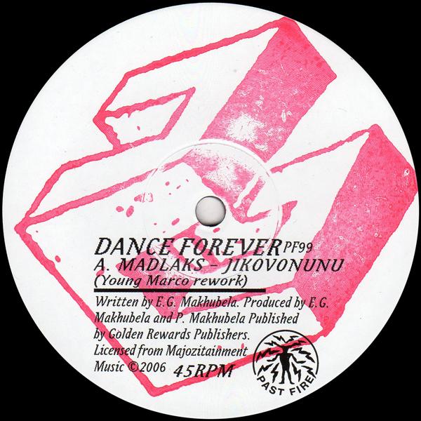 madlaks-hot-slot-machine-dance-forever-ep-jikovonunu-safe-trip-cover