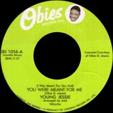 young-jessie-you-were-meant-for-me-mary-lou-juke-box-jam-cover