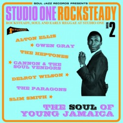 Studio One Rocksteady Vol  2 LP