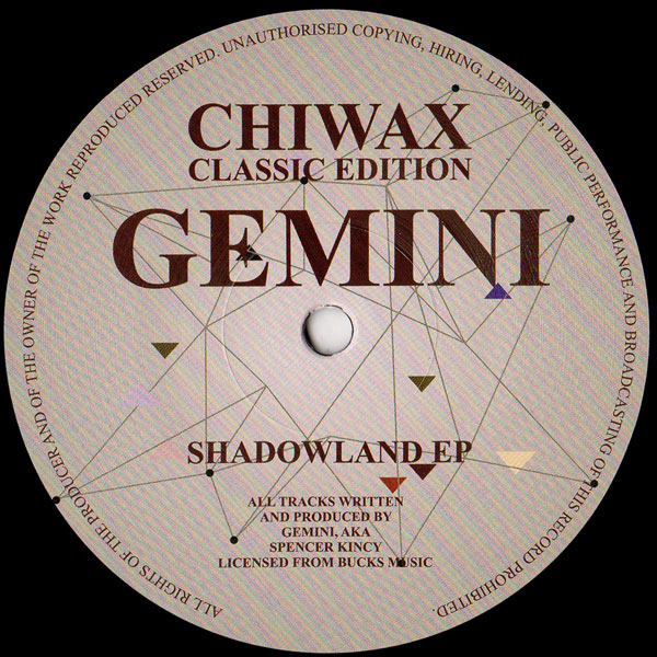 gemini-shadowland-ep-chiwax-classic-edition-cover