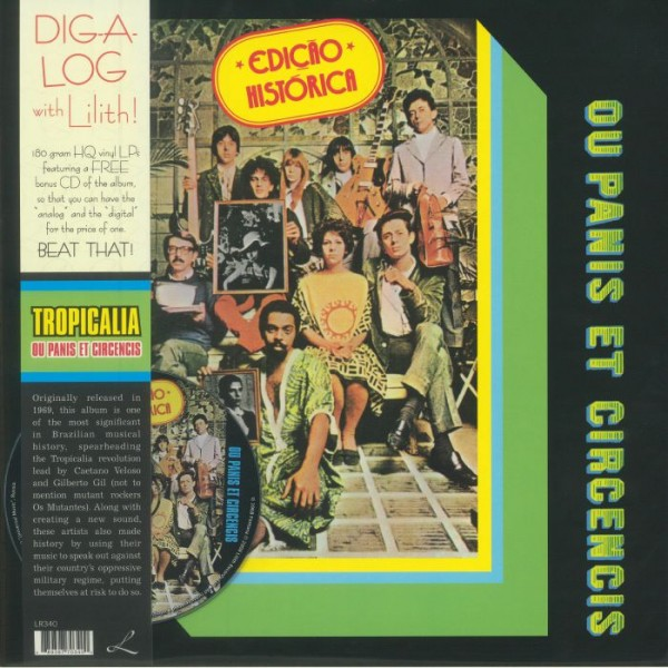 gilberto-gil-various-artists-tropicalia-ou-panis-et-circensis-lp-lilith-records-cover