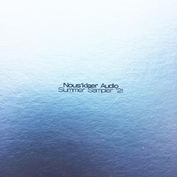 konduku-oceanic-pugilist-various-artists-nousklaer-audio-summer-sampler-21-lp-nousklaer-audio-cover