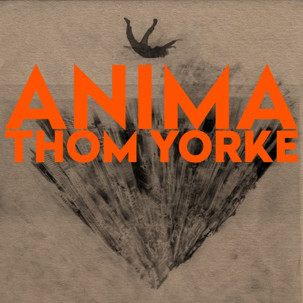 THOM YORKE/Anima LP (Deluxe Edition w/ Book and 180g Orange Vinyl