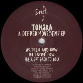 tomska-a-deeper-movement-ep-saft-records-cover