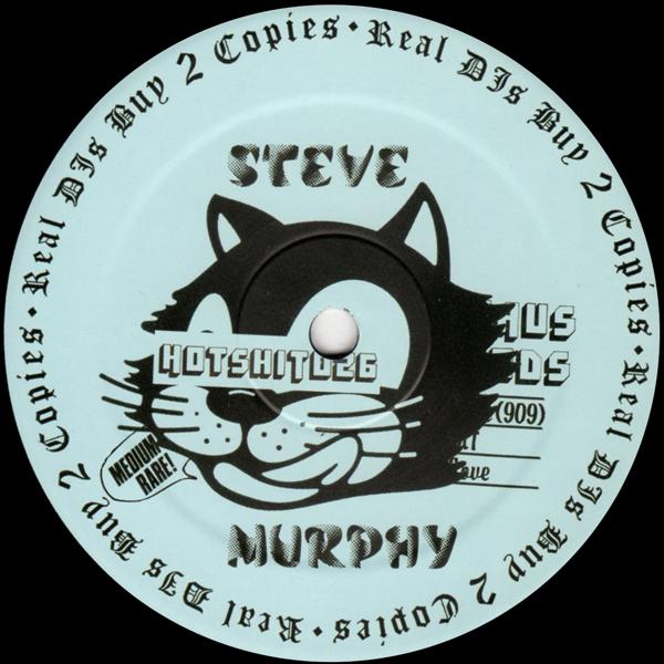steve-murphy-blood-cake-909-hot-haus-recs-cover